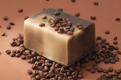 Мыло кофейное своими руками