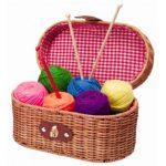Работа на дому – вязание и продажа вещей