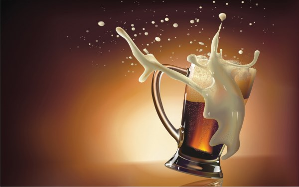 бизнес разливное пиво